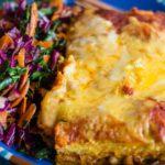 Image of Chicken Enchilada Pie